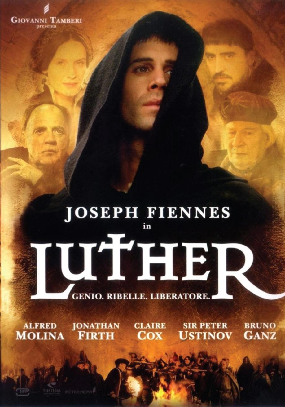 luther film review A high-caliber film shows how messy it was when luther helped change the course of history.